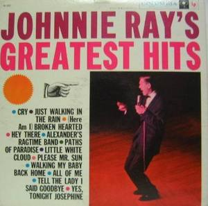 JOHNNIE RAY - JOHNNIE RAY,S Greatest Hits