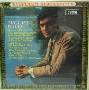 ENGELBERT HUMPERDINCK - The Last Waltz