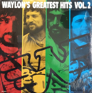 WAYLON JENNINGS - WAYLON'S GREATEST HITS VOL.2