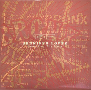 JENNIFER LOPEZ - Jenny From The Block (12인지 33rpm 싱글)