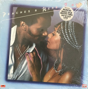 "PEACHES & HERB - 2 HOT (""REUNITED"")"