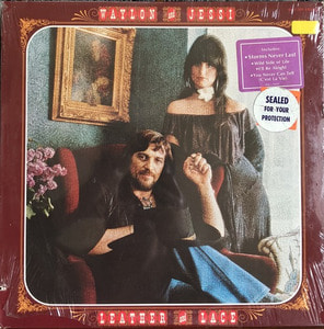 Waylon Jennings & Jessi Colter - Leather and Lace