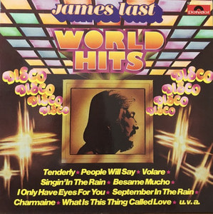 JAMES LAST - James Last World hits