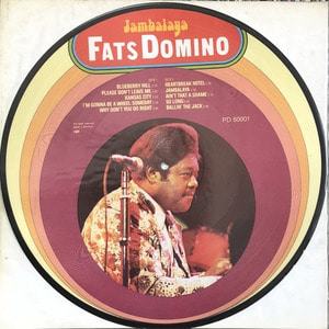 FATS DOMINO - Jambalaya (PICTURE DISC)