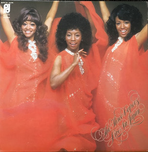 THREE DEGREES - Live in Japan (가사지/2LP)