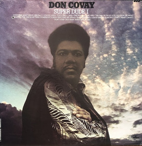 Don Covay - Super Dude I (R&B, Southern Soul, Stax)
