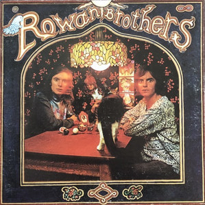 ROWAN BROTHERS - Rowan Brothers (Jerry Garcia Grateful Dead/Folk Rock)