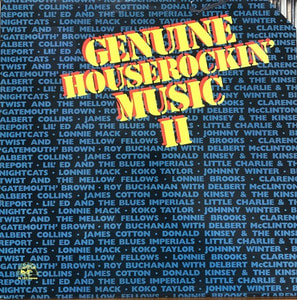 "Genuine Houserocking Music II (""BLUES"")"