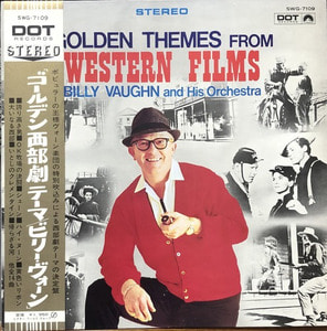 BILLY VAUGHN - Western Films (OBI')