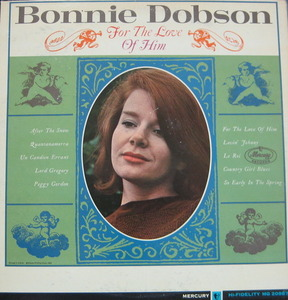 BONNIE DOBSON - For The Love of Him
