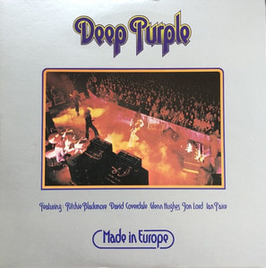 DEEP PURPLE - Made in Europe (해설지)