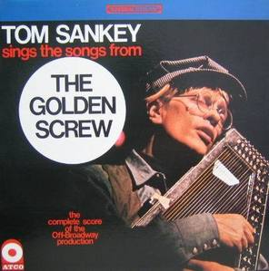 TOM SANKEY - Sings The Songs From