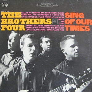 "BROTHERS FOUR - Sing of Our Times (""일곱송이 수선화"")"