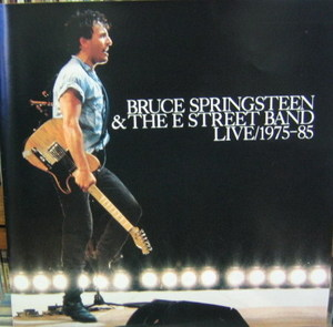 BRUCE SPRINSTEEN - Brucespringsteen & The Street Band Live/1975-85