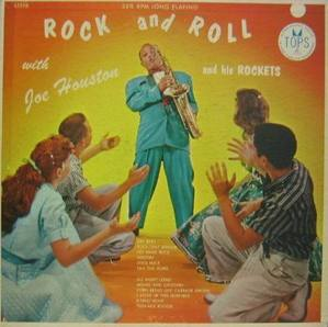 JOE HOUSTON and hit Rockets - Rock and Roll