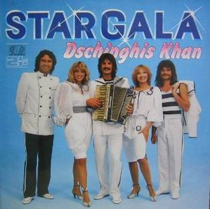 DSCHINGHIS KHAN - Stargala  (2LP)