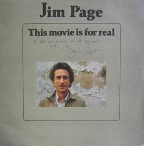 JIM PAGE - This Movie is For Real