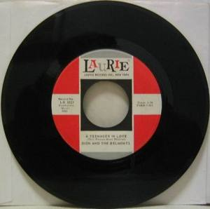 DION AND THE BELMONTS (45rpm)
