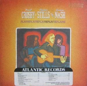 CROSBY STILLS & NASH - Replay