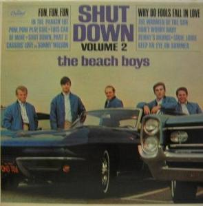 BEACH BOYS - Shut Down volume 2