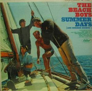BEACH BOYS - Summer Days