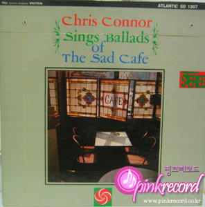 CHRIS CONNOR - Sings Ballads of the Sad Cafe