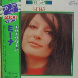 MINA - EVERGREEN (Best)