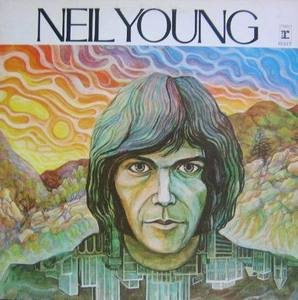NEIL YOUNG - Neil Young (미사옹 음반)