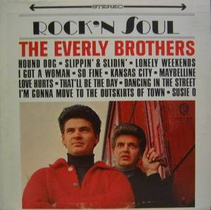 THE EVERLY BROTHERS - Rock'n Soul