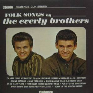 THE EVERLY BROTHERS - Folk Songs