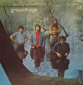 GROUNDHOGS - Scratching The Surface