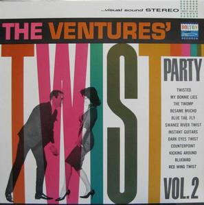 VENTURES - TWIST Party Vol.2
