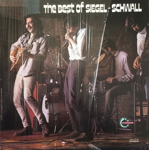 SIEGEL SCHWALL BAND - THE BEST OF SIEGEL SCHWALL