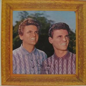 EVERLY BROTHERS - A DATE WITH EVERLY BROTHERS