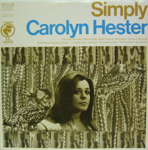 CAROLYN HESTER - Simply