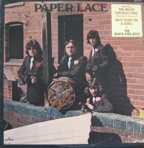 "PAPER LACE - PAPER LACE (""Love Song"")"