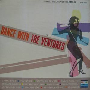 VENTURES - Dance With The Ventures