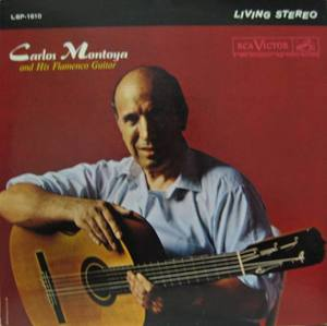 CARLOS MONTOYA - His Flamenco Guitar