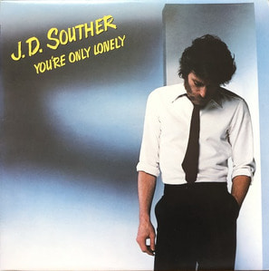 J.D.SOUTHER - YOU'RE ONLY LONELY (가사지/컬러슬리브)