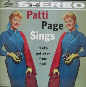Patti Page - Sings