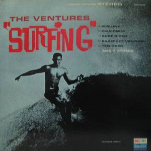 VENTURES - SURFING (PIPELINE!)