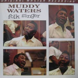 MUDDY WATERS - Folk Singer (MFSL/Mobile Fidelity Sound Lab)