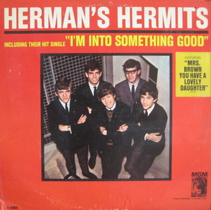 HERMAN'S HERMITS - Introducing ( I Understand )