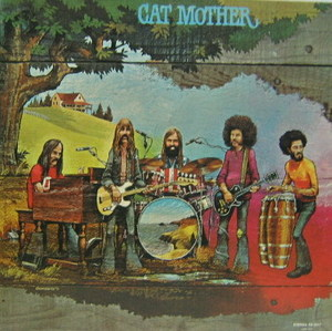 CAT MOTHER - Same early 70's