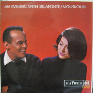HARRY BELAFONTE - An Evening With Belafonte/Mouskouri