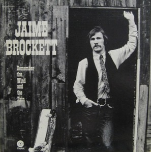 JAIME BROCKETT - REMEMBER THE WIND AND THE RAIN