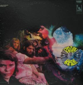 CANNED HEAT - Living The Blues (2LP)