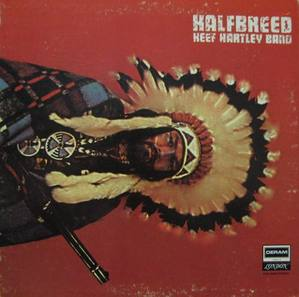 KEEF HARTLEY BAND - Half Breed