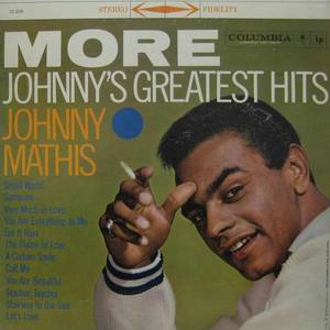 JOHNNY MATHIS - More Johnny's Greatest Hit