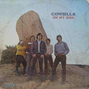 COWSILLS - On My Side (미사용 음반)